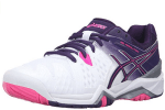 asics best outdoor pickleball shoe