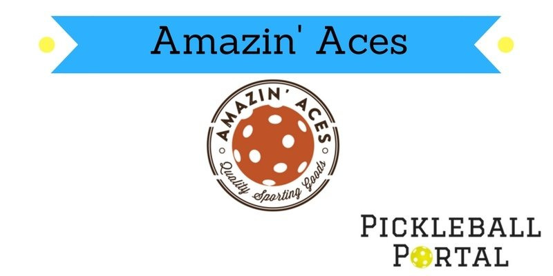Amazin Aces pickleball paddle reviews