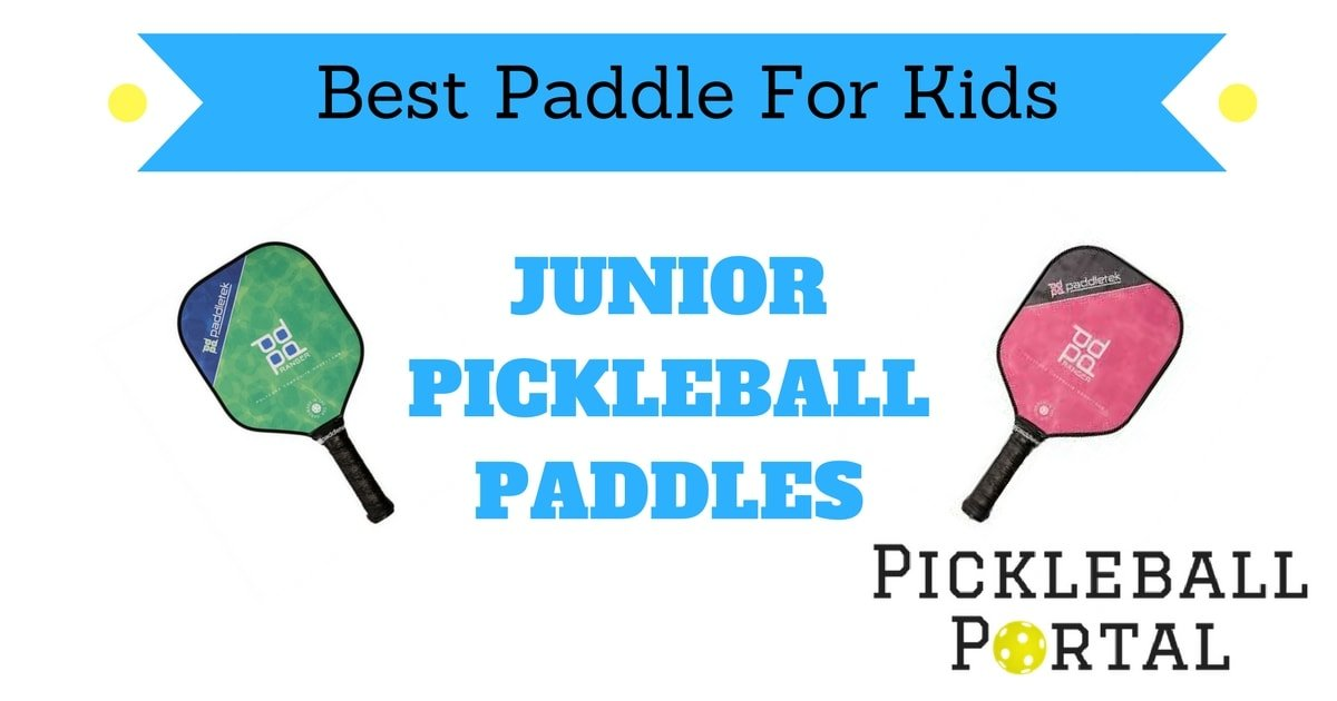 Best kids pickleball paddles review