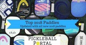 best new pickleball paddles
