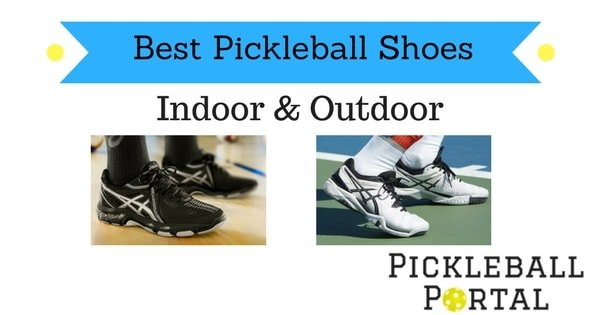 mens and womens shoes for pickleball
