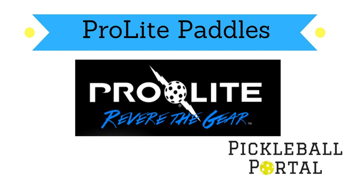 ProLite pickleball paddle reviews