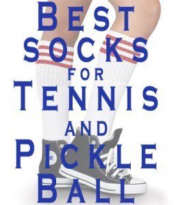 tennis socks for pickleball
