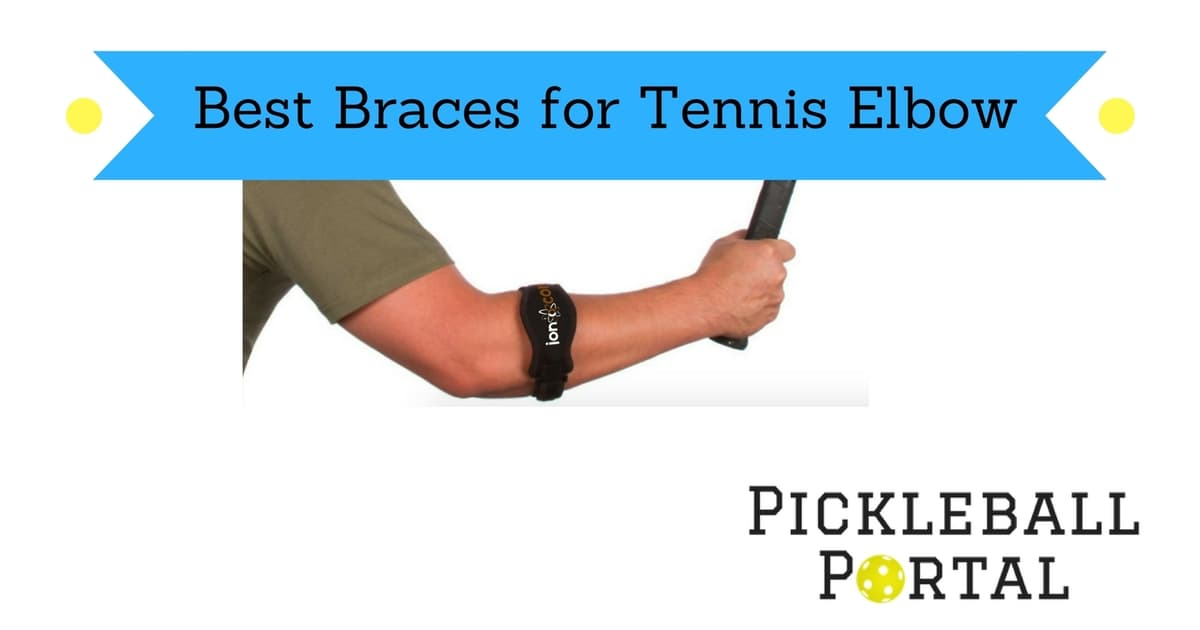 24c67e11d1 7 Best Tennis Elbow Braces, Supports & Sleeves | 2019 Reviews