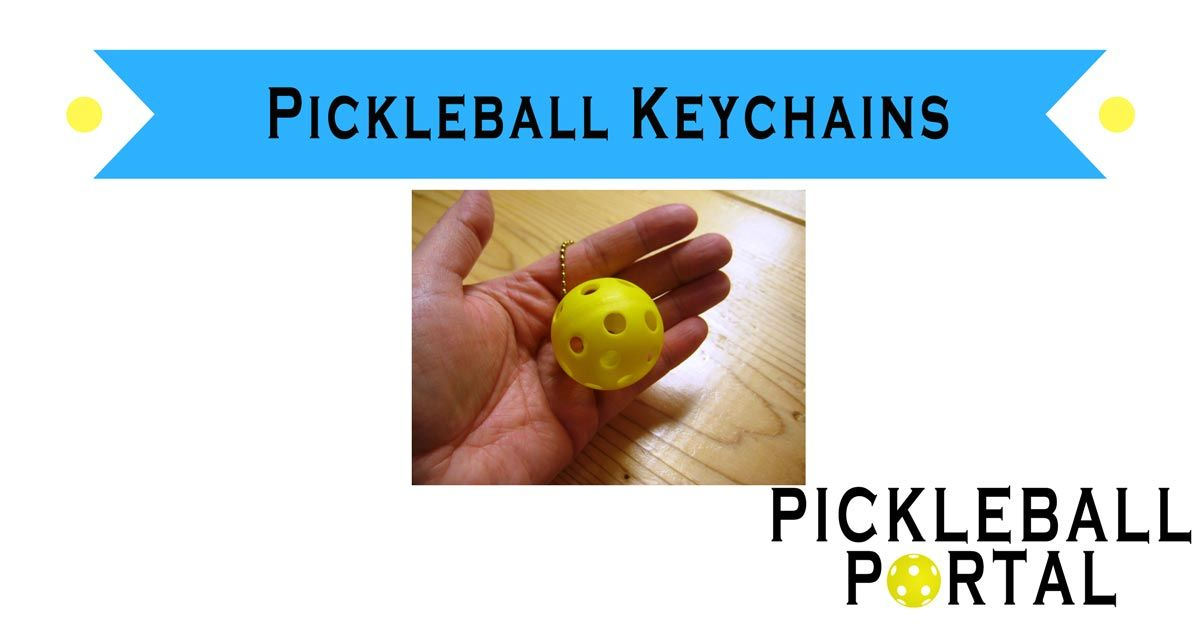 best pickle and pickleball keychains and key rings