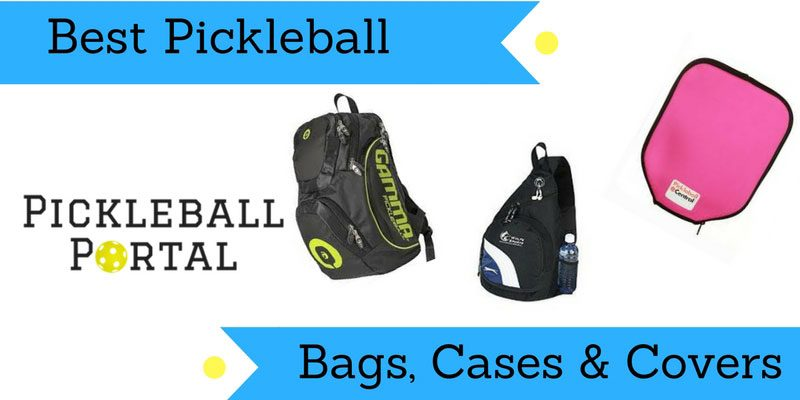 bags, backpacks and sling bags for pickleball