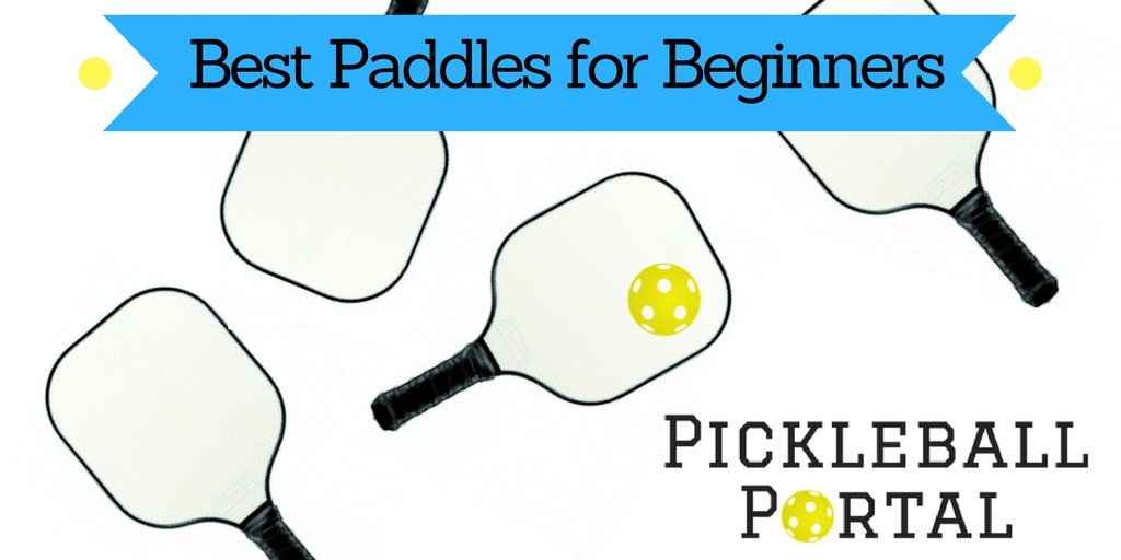 Beginner pickleball paddle reviews
