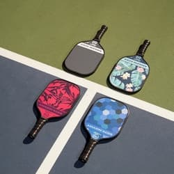 signature pickleball paddle