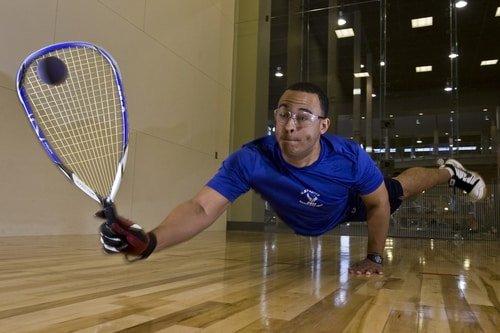 protective racquetball goggles