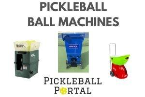 Pickleball Ball Machines | Tutor vs Lobster Pickle vs Simon | Best One?