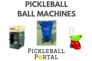 Pickleball Ball Machines – Tutor vs Lobster Pickle vs Simon – Best One?